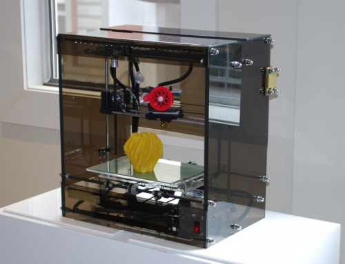 3D printers at the Edmonton Public Library