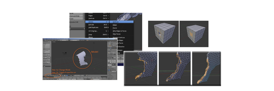 A New Tutorial: Fixing Models for 3D Printing using Blender