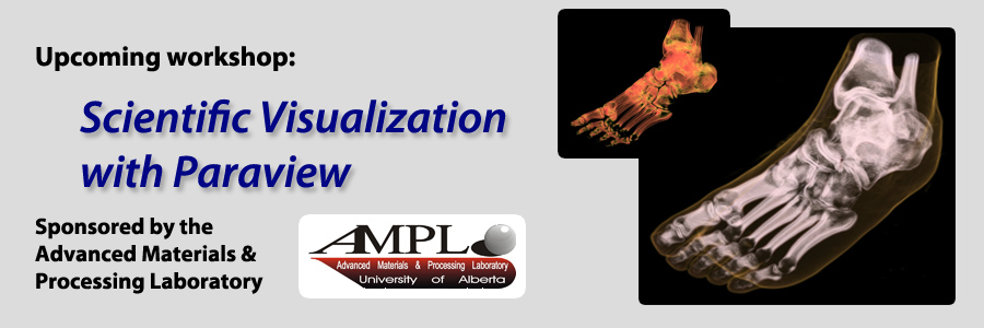 Scientific Visualization with Paraview